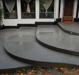 Concrete & Hardscaping Services by JD James Construction